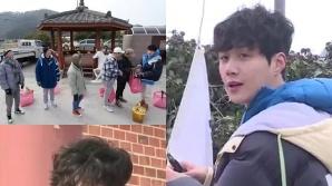 '1박 2일' 김선호, 소안도에서 슈퍼스타급 인기…'예뽀'의 활약 ♥