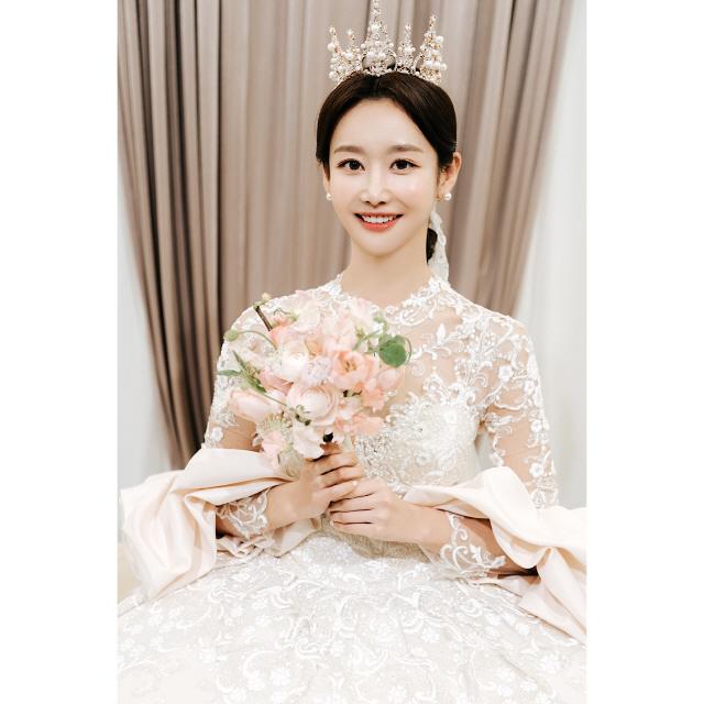크레용팝 금미 '더 예뻐졌네' 결혼식 현장 사진 공개