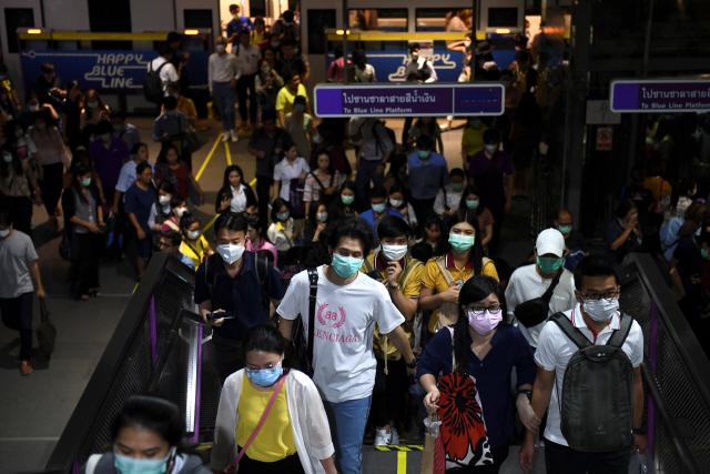 태국, 코로나19 확진자 2명 추가...총 37명