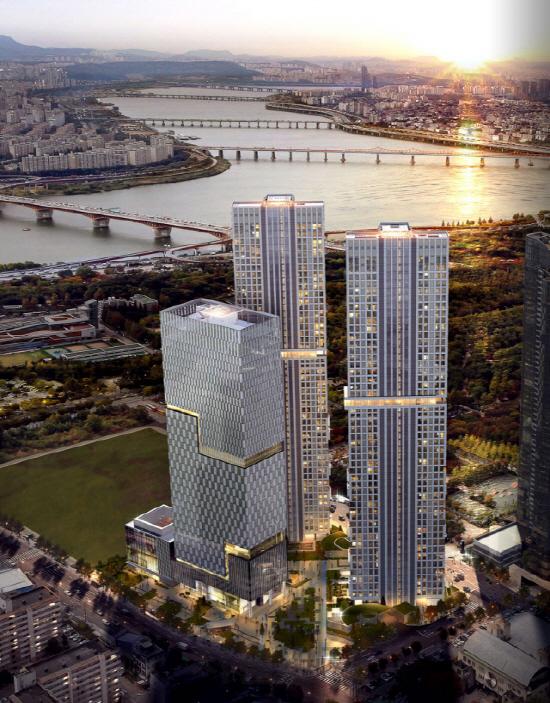 [시그널] 대림산업, 아크로 서울포레 비주거동 LB자산 컨소에 매각 완료