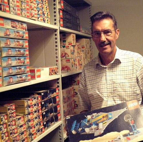 '레고의 아버지' 덴마크 디자이너 크누센 잠들다
