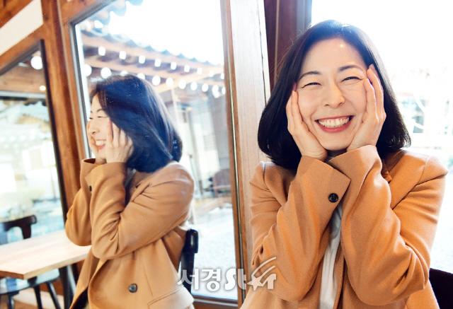 강말금, 요즘 행복한 찬실이 (인터뷰 포토)