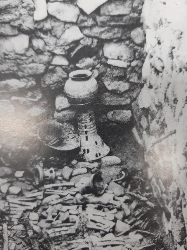 깨지지않고 발굴된 5세기 가야도기, 보물되다