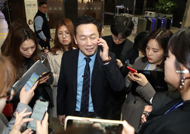 '부적격 판정' 정봉주 '제3의 길은 은퇴, 창당 안 해…민주당 피 안 묻히고 싸우려'