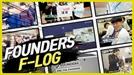 삼성전자와 함께한 인턴 연계 교육&해커톤 V-Log l FOUNDERS 3기 l 디센터