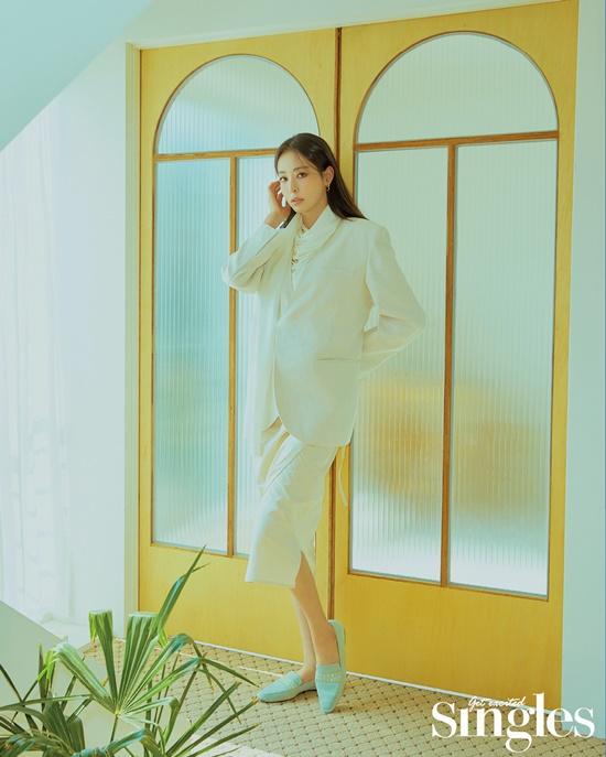 락포트(ROCKPORT), 배우 이다희와 함께한 20SS 화보 공개