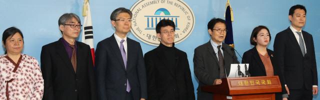 민주노총 '민주당, 의석수 늘리려고 꼼수 위성정당 참여'