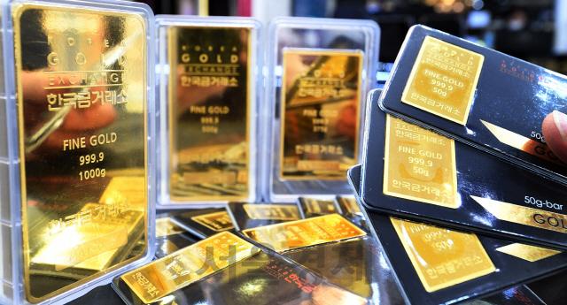 요동치는 금융시장…현찰 보유 선호로 안전자산 '금(金)'도 가격 하락