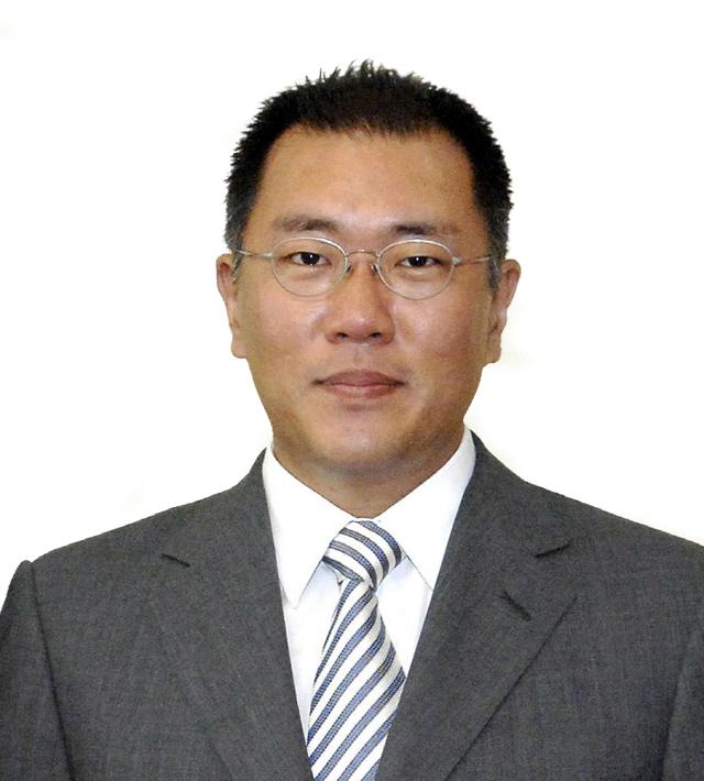 정의선, 현대차 이사회 의장 선임… '책임경영 강화'