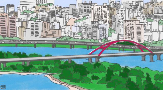 [박윤선의 부동산 TMI] 11도시개발이 바꾼 한강의 무인도 '밤섬'