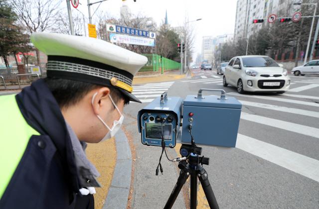 '민식이법' 내일 시행...어린이보호구역 교통단속장비 확충