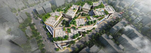 현대건설, 범천1-1구역에 '강남급 설계'…힐스테이트 아이코닉 제안