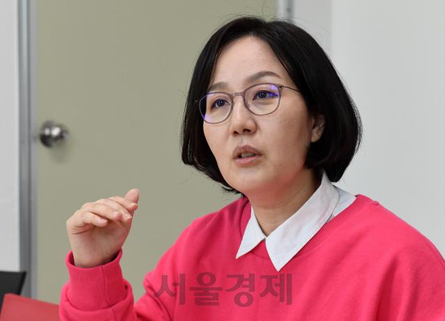 """[4.15 이후보] 김현아 """"내가 인프라 조성하면…李 후보, 나중에 오면 돼"""""""