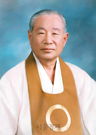 원불교 로산(露山) 전성완 원정사 열반