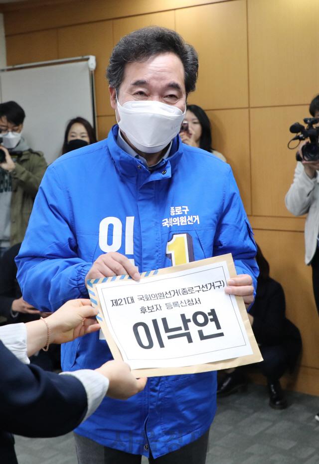 李 vs 黃…막 오른 '미니 대선'