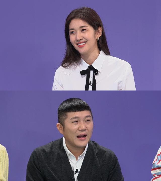 '해투4' 김빈우 출산 후 9개월 만에 21kg 감량 팁→조세호와 웃픈 인연도 공개