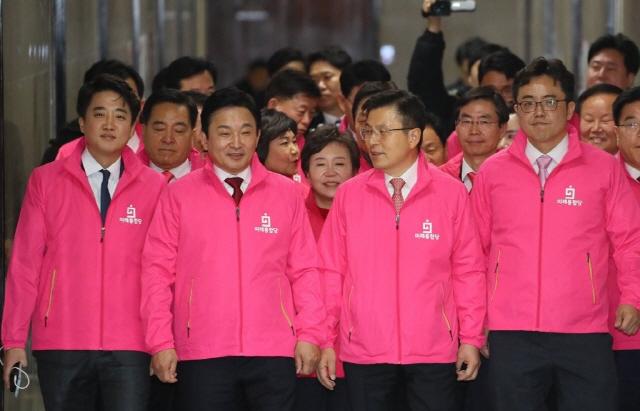 이종걸 '미래통합당, 포르노처럼 색정 자극하는 '핑크색' 선택' 발언 '논란'