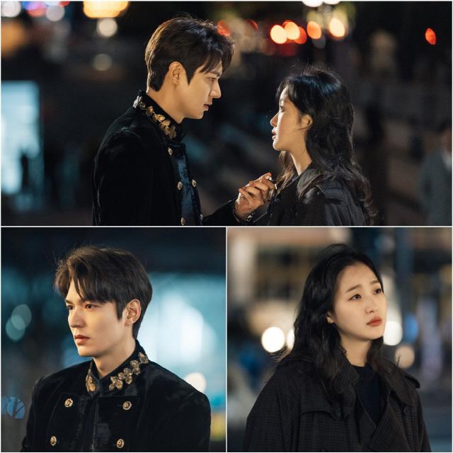 '더 킹' 이민호X김고은, 심장을 부여잡을 '설렘 투 샷' 전격 공개