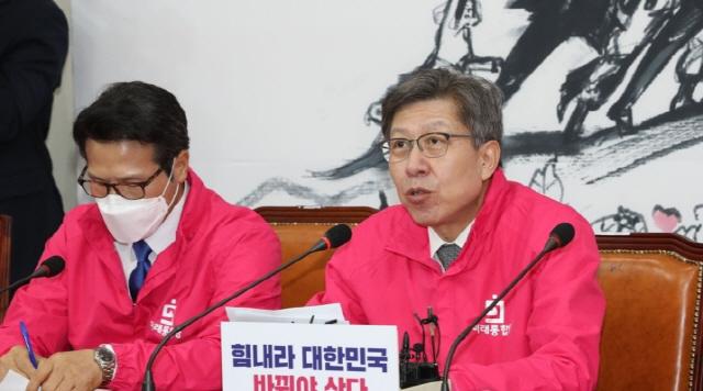 박형준 '경기도 10만원 재난기본소득은 찔끔찔끔 나눠주는 방식'