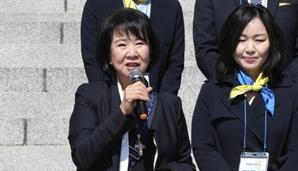 """손혜원 """"김종인, 미래통합당 얼굴마담 될까 걱정된다"""""""