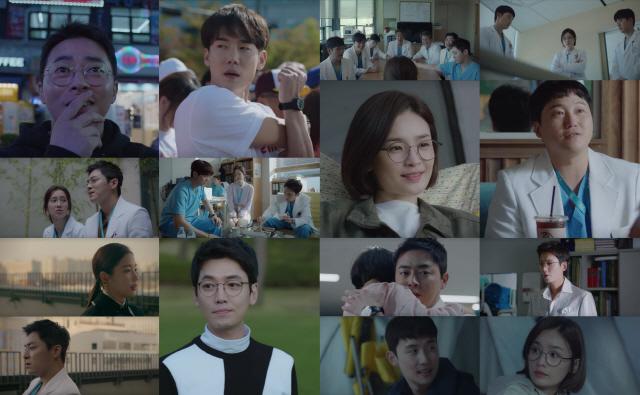 '슬기로운 의사생활', 최고 시청률 10% 돌파하며 고공행진