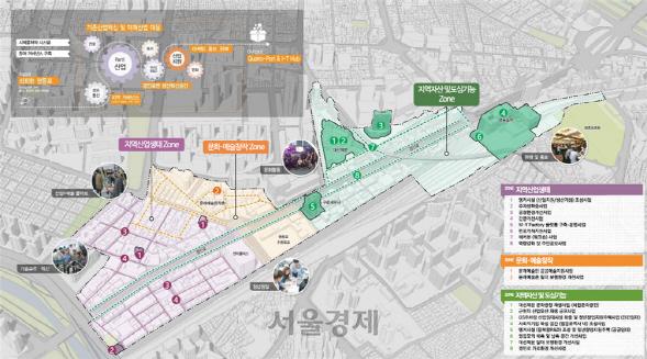 노후한 영등포 경인로 일대에 499억 원 투입해 '도시재생' 시동