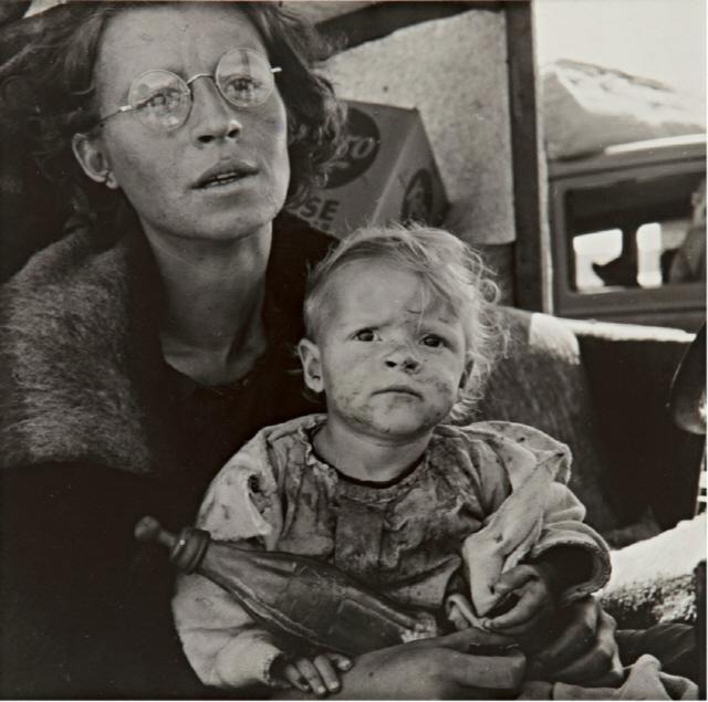 [핫딜] 1930년대 美농촌의 참상 사진으로 남겨...낙찰가 각각 1만~6만달러 예상