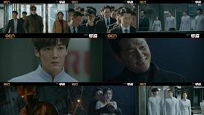'루갈' 최진혁 찾아낸 박성웅, 소름 끼치는 미소…악행은 계속된다