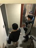 서울 강남구, 경찰과 함께 자가격리자 불시 점검