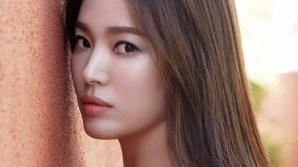 진짜 예뻐진 송혜교 근황…섹시·청순 '여신이 따로 없네'