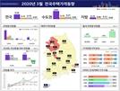 코로나發 경기 위축에…강남3구 하락폭 확대
