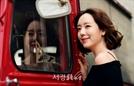 전윤민, 살랑살랑 봄처녀 (인터뷰 포토)