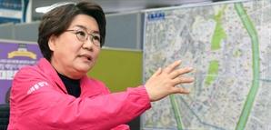 """[4·15인터뷰] '험지' 동대문을 간 이혜훈 """"난 경제·도시 전문가, 민주당 못한 일 해결"""""""