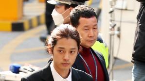 '성매매 혐의' 정준영 벌금 100만원 약식명령…성폭행·몰카 혐의와는 별개