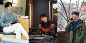 '반의반' 정해인, 남다른 짝사랑…채수빈 만나 변화 기대