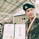 서은광, 오늘(7일) 육군 만기 전역…비투비 첫 군필자