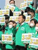 """""""더불어시민당 대변인, 저능아냐""""... 민생당, 민주당 비례정당에 맹비난"""