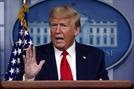 """트럼프 """"방위비 분담금 한국 제안 거절…더 지불해야"""""""