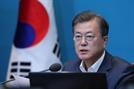 """文 확진자 '0명'에 """"한국의 힘, 국민의 힘"""""""