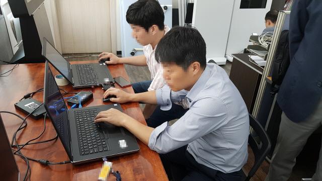 [경찰팀 24/7]디지털 포렌식 등 첨단수사 '발군'...산업스파이 콕 잡아낸다