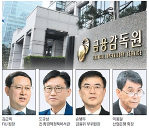 도규상 전 靑비서관 금융위 가나…막 오른 '금융관료 연쇄이동'