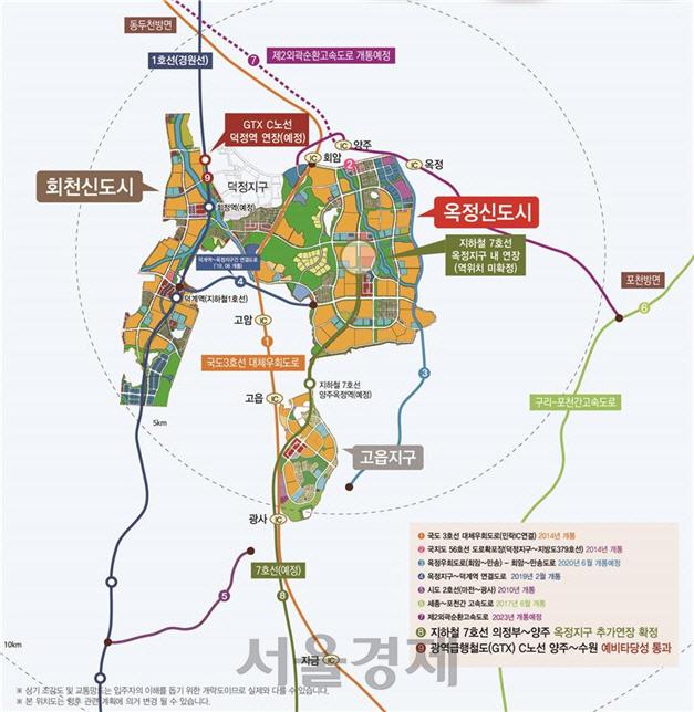 LH, 양주 회천신도시 상업용지 17필지 공급