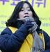 윤미향 남편, '이용수 할머니 태도 바꾼 이유는 목돈' 글 올렸다가 '삭제'