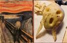 [토요워치] 감자 깎아 뭉크 '절규' 패러디…방구석 예술가들