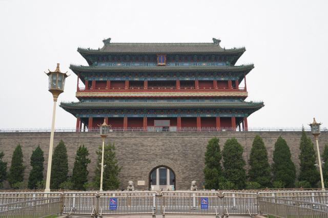 명·청시대 500년 수도 지켰지만...'신중국 광풍' 20년만에 사라져