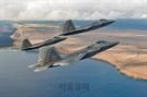 1750억원짜리 美 최첨단 F-22 스텔스 전투기 추락