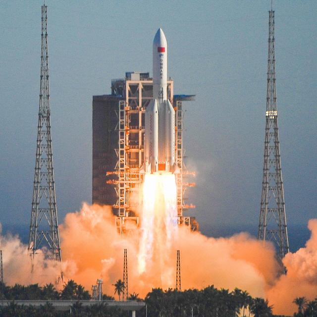 [최수문특파원의 차이나페이지] <53> 창정로켓 발사 '세계 최다'…우주정거장서 화성탐사까지 커지는 '우주몽'