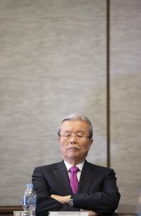 통합, 재보궐까지 김종인 체제…미래한국당과 이달 안에 합당