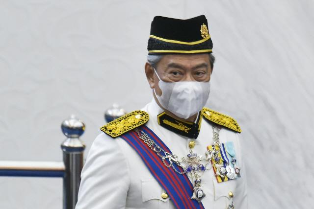 코로나19 확진자 접촉…말레이시아 총리 14일간 자가격리 들어가
