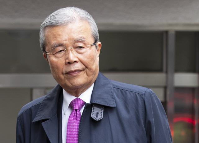 공천권 쥔 김종인 '당을 다시 정상 궤도에 올리겠다' 일성